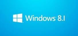 الاصدار الجديد الخاص بنظام التشغيل windows 8.1 يظهر عودة زر start للنظام