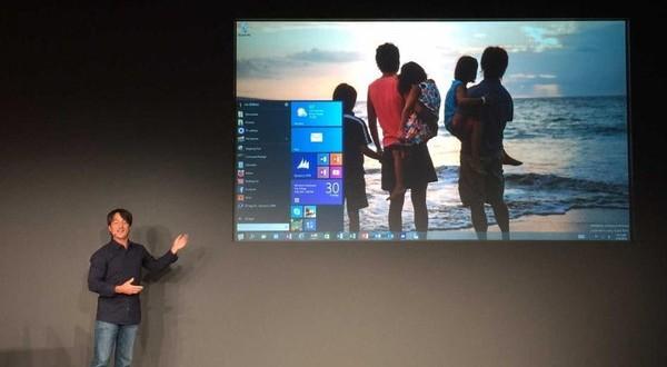 """الاصدار الحديث لنظام التشغيل من مايكروسوفت """"ويندوز ١٠"""""""
