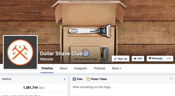 ازرر تفاعلية حاليا لصفحات فيسبوك