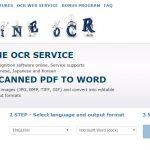 OCR online