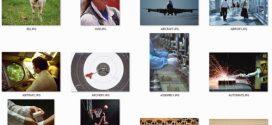 مجموعات الصور المستخدمة فى التدريب
