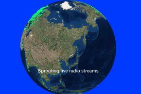 للإستماع الى الراديو لأى مكان فى العالم