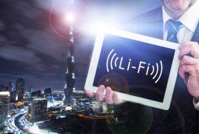 """تطبيق Li-Fi متاح فى دبى المدينة الأسعد فى العالم """" ضمن مبادرة """"دبي الذكية"""""""