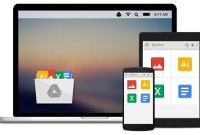 خدمة جوجل درايف تتجه لتصبح خدمة نسخ احتياطي ومزامنة لكل الحاسب