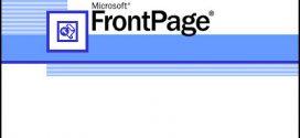تدريبات Microsoft Office FrontPage 2003