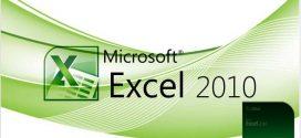 تدريب برنامج MICROSOFT EXCEL 2010