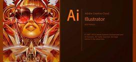تدريب على برنامج Adobe illustrator